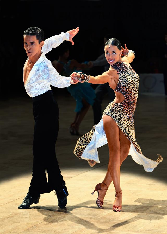 Бальные танцы | Спорт | Танцы