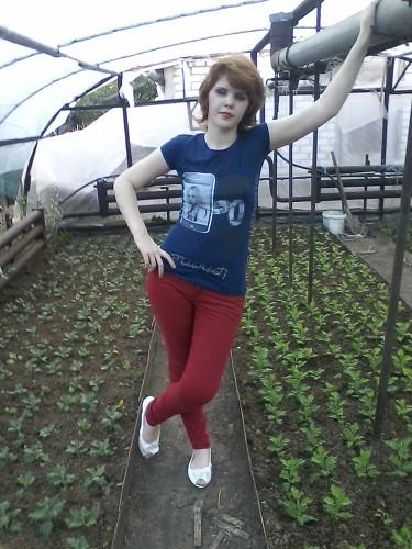 познакомиться с девушкой луганской области