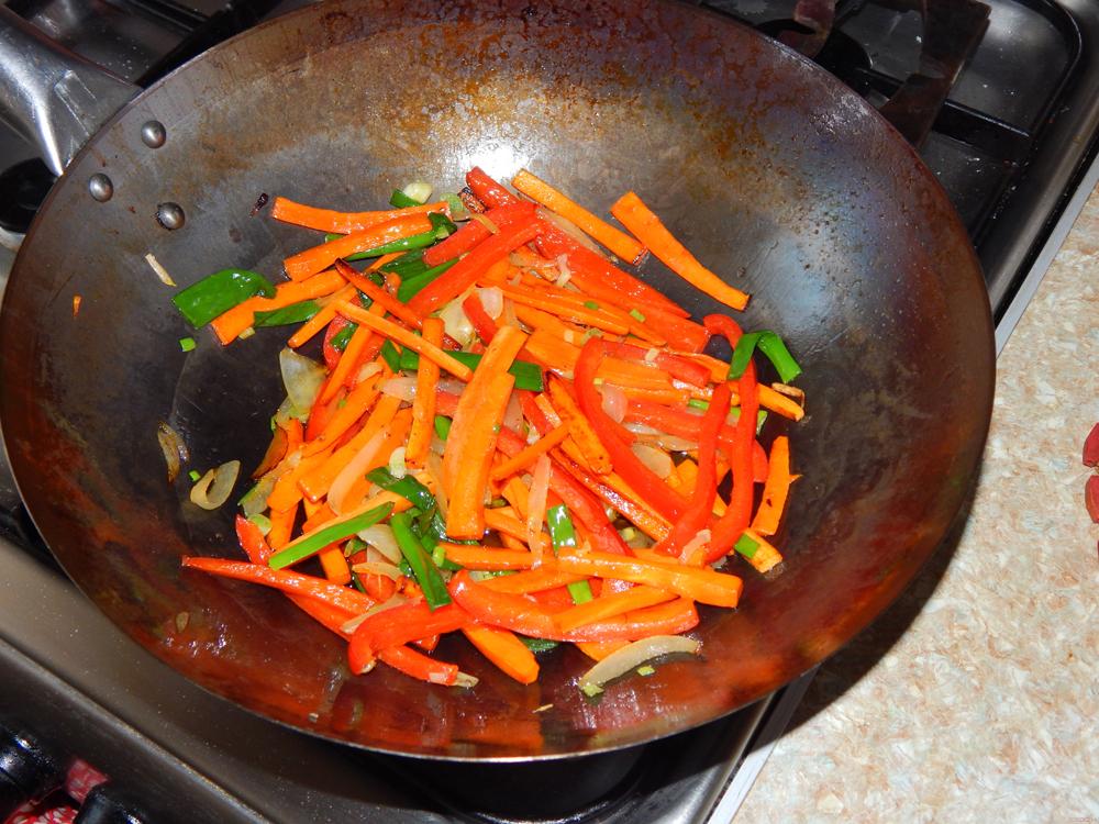 Фото рецепты приготовления вок