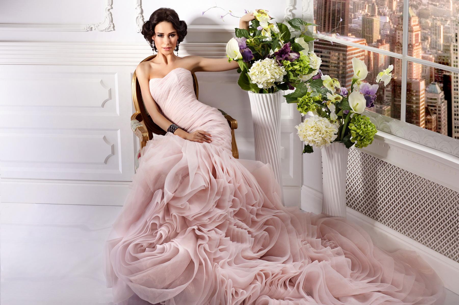 Платье свадебное москва опт