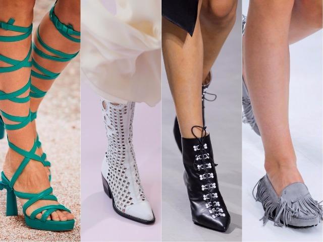 Критерии выбора обуви из натуральной замши