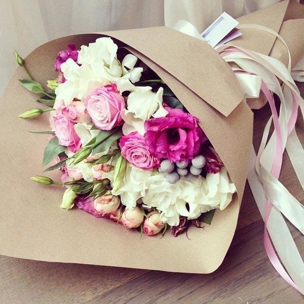 Для любого случая цветы в подарок | Из большого числа вариантов