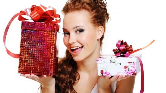 Выбрать подарок себе любимой