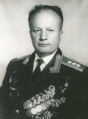 Николай Петрович Каманин