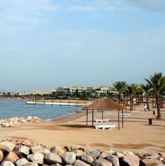 Морской курорт Иордании - Акаба