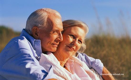 Секс для пожилых людей смазка