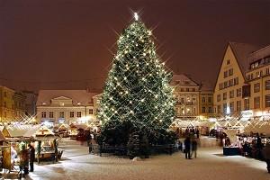 Рождественская ярмарка в Таллине, Эстония