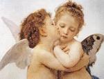 От поцелуев организм худеет