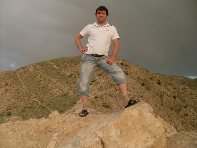 Знакомство в туркменабаде